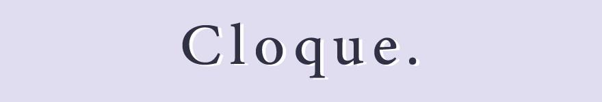 Cloque.「トワイライト」特設サイト